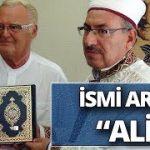 Alman Vatandaşı Emekli Polis Müslüman Oldu