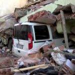 Deprem Doğanyol'da da yıkıma neden oldu