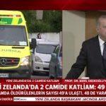 Erdoğan Yeni Zelenda saldırısında kaç Türk'ün yaralandığını açıkladı