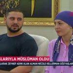Gözyaşlarıyla Müslüman Oldu