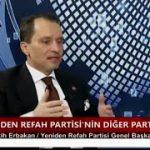 PERSPEKTİF – DR. FATİH ERBAKAN / YENİDEN REFAH PARTİSİ GENEL BAŞKANI – 17.01.2020