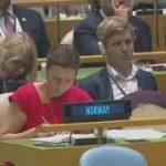 Recep Tayyip Erdoğan'ın Birleşmiş Milletler Konuşması
